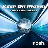 Keep On Movin' (The Club Mixes)