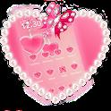 Pink Theme Love Rose Pink icon