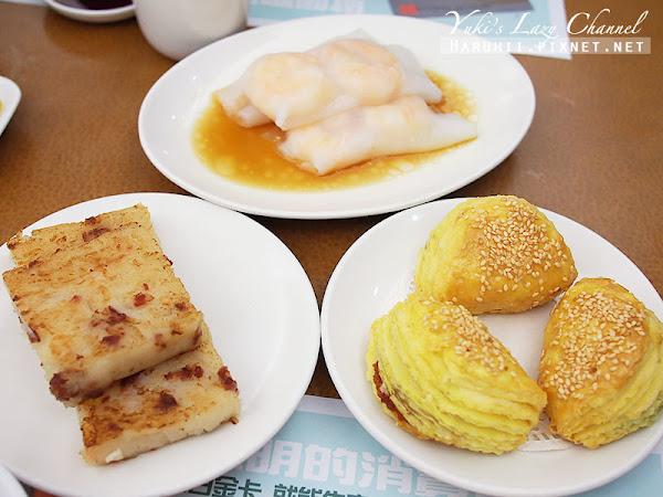 東區 京星港式飲茶*喜歡的港式點心,24小時不打烊