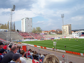 Photo: 02/06/06 - Ground photo taken at I FC Brno (Czech Republic Gambrinus Liga) - contributed by Dave DJ Johnston