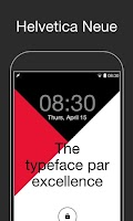 Helvetica Neue FlipFont - Paid Android app | AppBrain