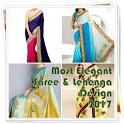Most Elegant Saree and Lehenga icon