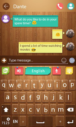 Board Keyboard Theme Emoji