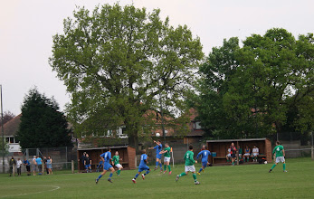 Photo: 23/04/11 v Bromsgrove Sporting (Midland Combination League Div 2) 0-2 - contributed by Martin Wray