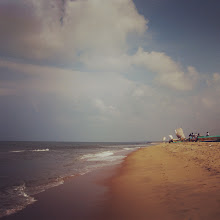 Photo: Negombo Beach.