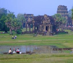 Photo: Library of Angkor Wat