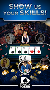 Definite Poker™ - Texas Holdem- screenshot thumbnail