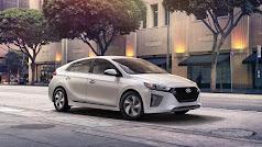 El Hyundai IONIQ es un vehículo moderno e innovador.