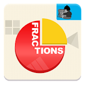 Fractions ­ Math Game app