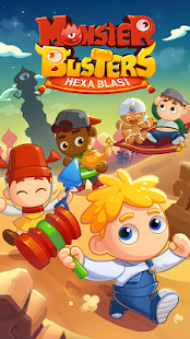 Monster Busters: Hexa Blast- screenshot thumbnail