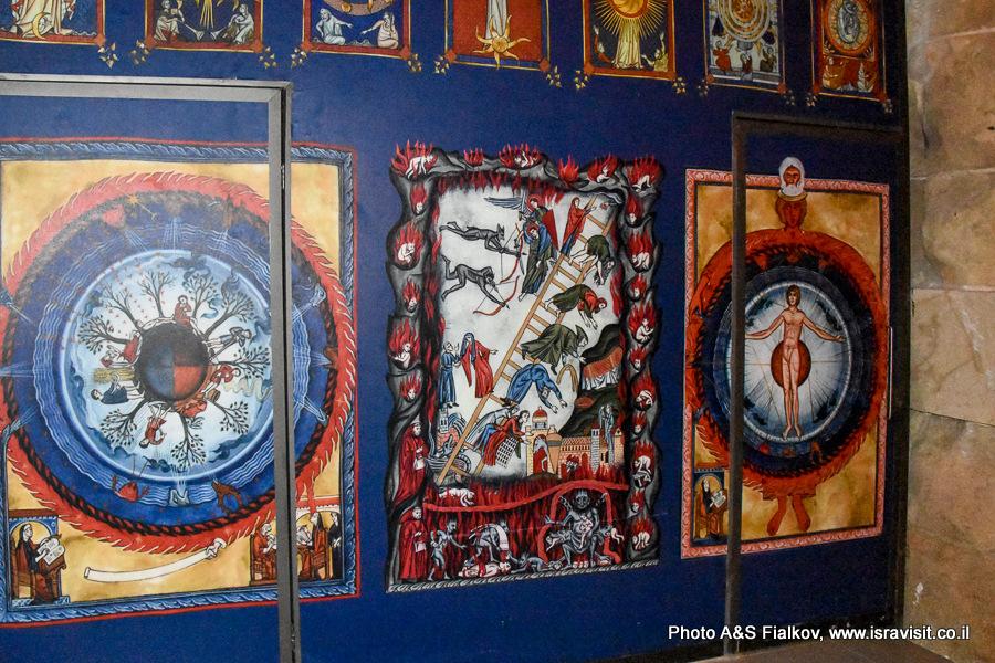 Экскурсия в Акко. В подземном городе крестоносцев. Гид Светлана Фиалкова.