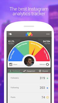 FollowMeter for Instagram