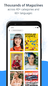 Magzter: Digital Magazines & Newspapers 8.22.1
