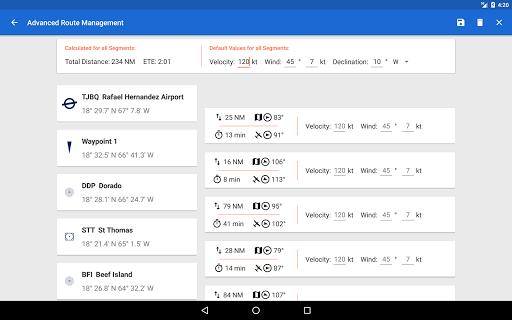 Avia Maps Aeronautical Charts 1.13.0 screenshots 7