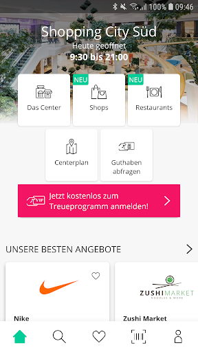 Shopping City Süd screenshot