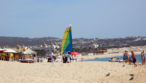 Cabo-San-Lucas-beachfront2 - Travel to Cabo San Lucas, Mexico, for miles of uncrowded beaches.