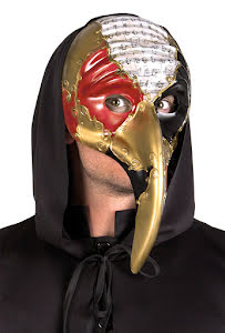Venetiansk mask, medicinmannen
