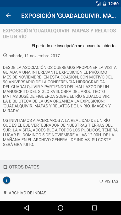 Asociación Ingenieros- screenshot