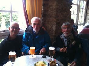 Photo: Met with the Dutch pilgrims again