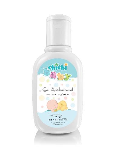 gel antibacterial chichi baby 100ml