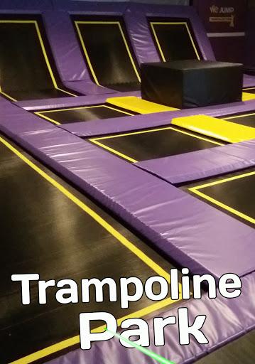 trampoline park rouen
