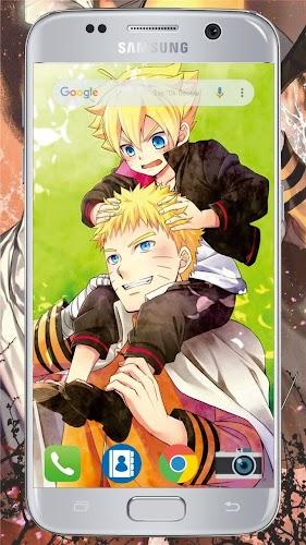 Download Anime Naruto And Boruto Wallpaper Hd Apk Latest Version App
