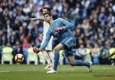 ? Liga : Le Real Madrid et Courtois l'emportent dans la douleur