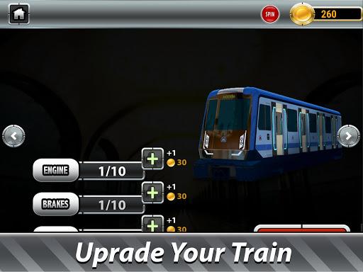 Moscow Subway Driving Simulator 1.3 screenshots 8