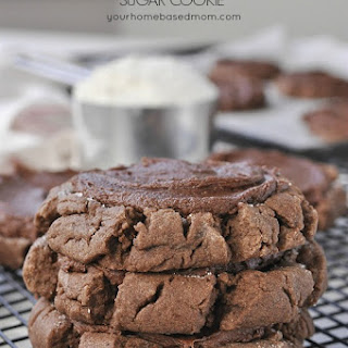 Chocolate Swig Style Sugar Cookies