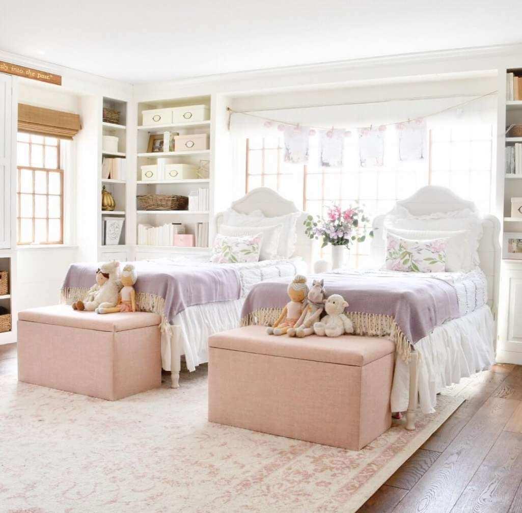 Little Girls Shared Bedroom Ideas