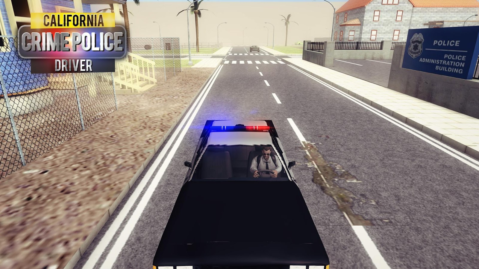 California Crime Police Driver- screenshot