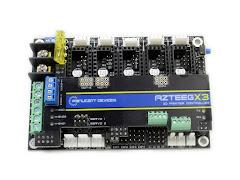 Panucatt Azteeg X3 Reprap 3D Printer Controller w/ ATMEGA2560
