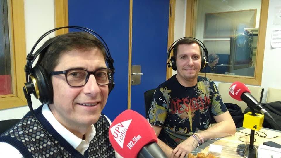 Programa nº 112 de Hablemos de Fallas en la UPVRadio