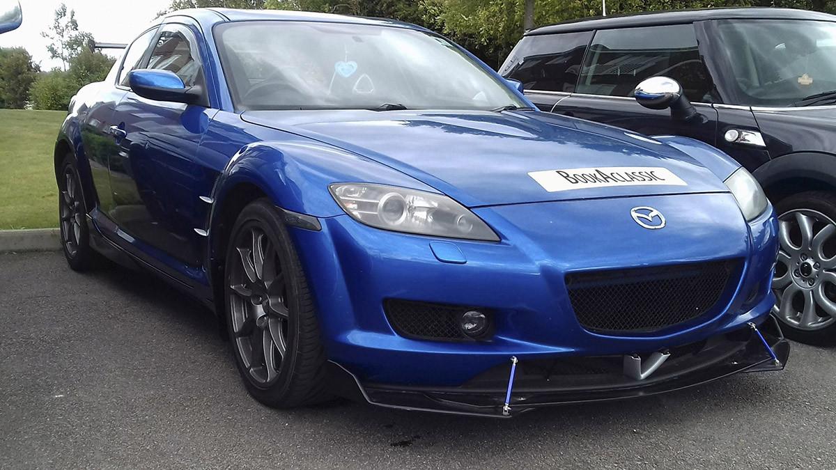 Mazda Rx8 Hire Snodland