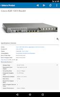 Screenshot of Cisco Technical Support