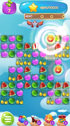 フルーツジャムスプラッシュ:キャンディマッチ