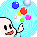 Baby toy box / ball play icon