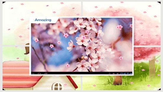 Sakura Live Wallpaper HD - náhled