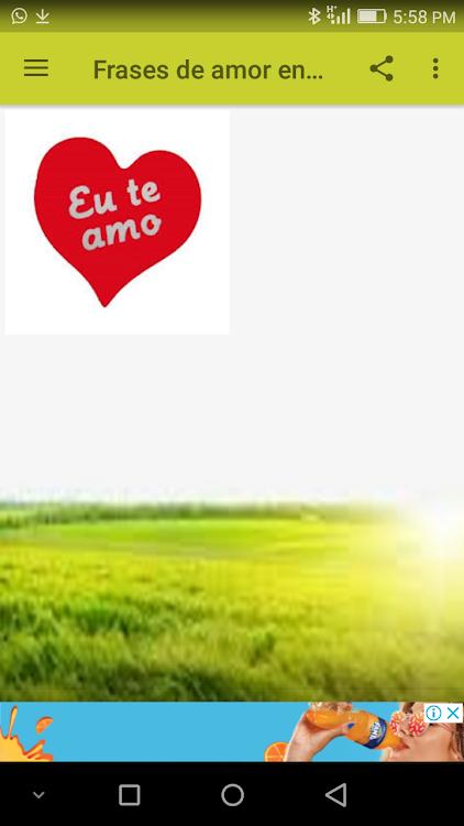 Mensagens De Amor Em Português Android приложения Appagg