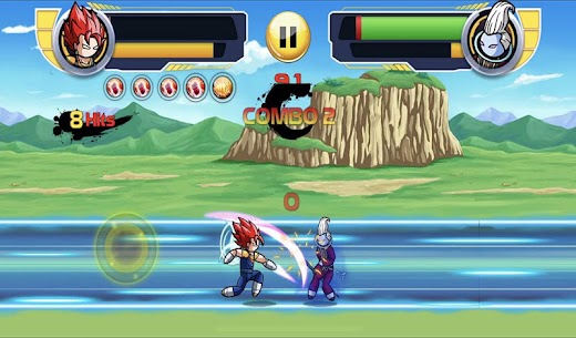 Stickman Fight : Dragon Legends Battle 6
