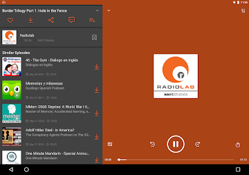Podcast Player & Podcast App - Castbox APK screenshot thumbnail 8