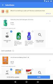 Google Express Screenshot 10