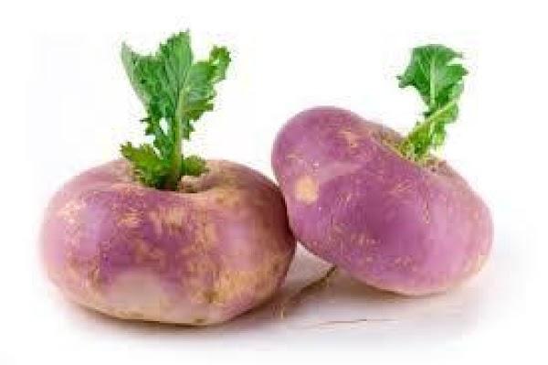 Turnips And Cheese Sauce Recipe