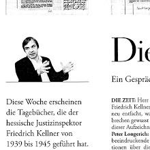 Photo: Die Wahrheit der Propaganda - Nationalsozialismus  - Ein Gespräch mit dem Historiker Peter Longerich über Friedrich Kellners Tagebücher und das Zeitunglesen in der NS-Diktatur. - In DIE ZEIT Nr. 31 vom 28.07.2011 von Christian Staas - DIE ZEIT Nr. 31 vom 28.07.2011 [ copyright © Detlev Schilke, Postfach 350802, 10217 Berlin, Germany, Mobile: +49 (0)170 3110119, photo@detschilke.de, www.detschilke.de - Jegliche Nutzung nur gegen Honorar, Urhebernachweis und Belegexemplare. Only editorial use, advertising after agreement! Beachten Sie meine AGB unter: http://www.detschilke.de/terms.html ]