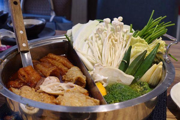 拾天日式吃到飽涮涮鍋