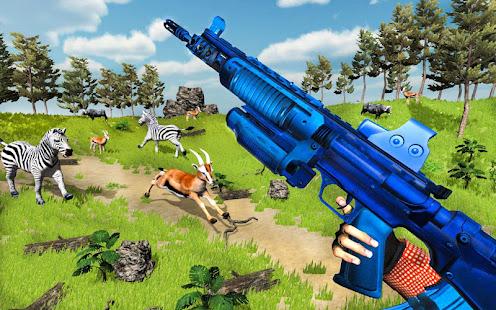 Download Jungle Animal Hunting Gun Strike: Safari Wild Hunt For PC Windows and Mac apk screenshot 3