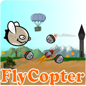 Casual : Fly Copter