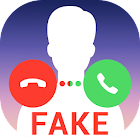 Fake Call Screen PRO icon