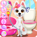 Simba The Puppy - Candy World icon