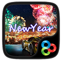 New Year GO Launcher Theme icon